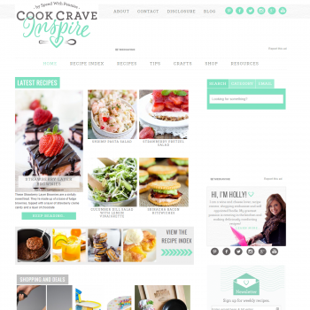 Cook Crave Inspire
