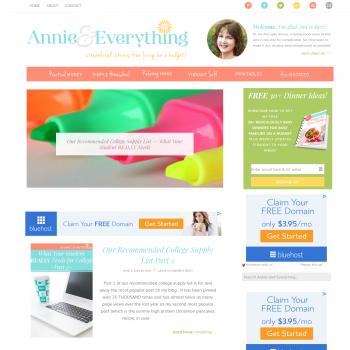 Annie & Everything